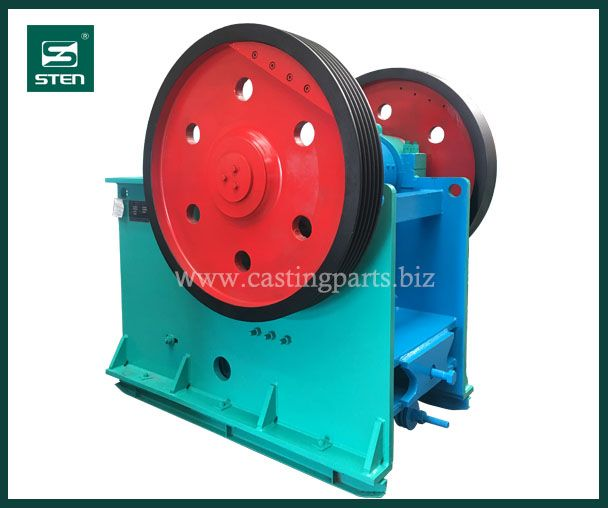 High quality jaw crusher for stone crushing