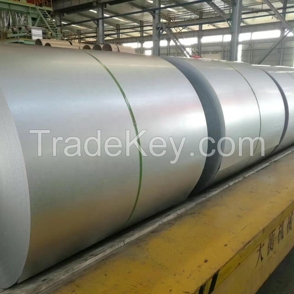 Hot dip galvalume coils (GL coils) No Anti-dumping, import duty 0%