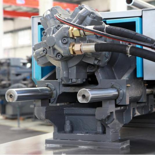 Plastic injection molding machine 80TON