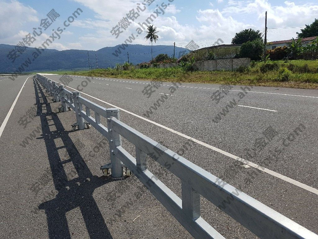 Folding Safety Guardrails Highway Barrier