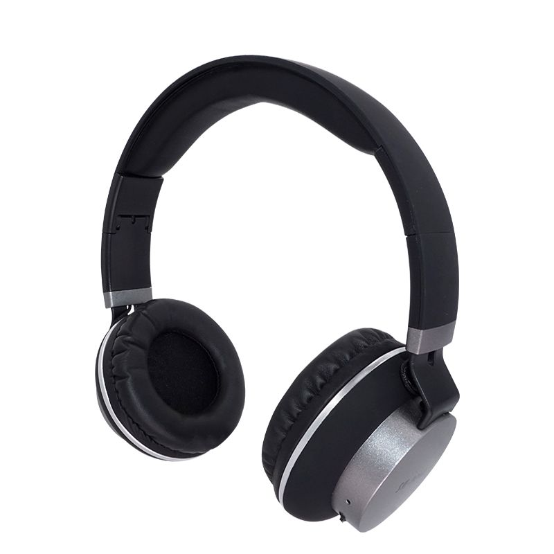 Drtmo OEM Stereo Foldable Wireless Headset With Mic And Wired Mode For PC/Cell Phone Bluetooth V5.0+EDR headphone