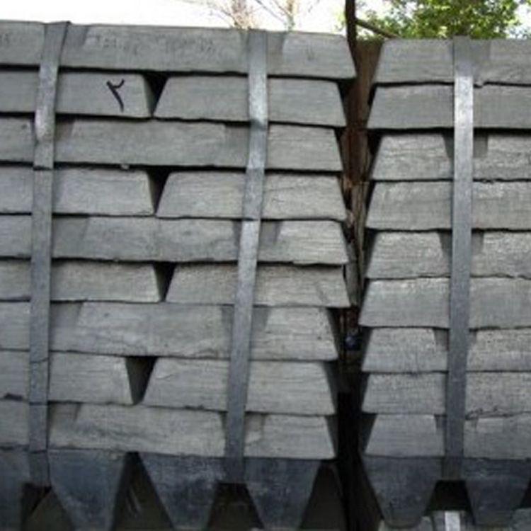 Factory supply competitive price Antimony (Sb) Ingots 99.65%/99.85%/99.9% Sb 99.65%min