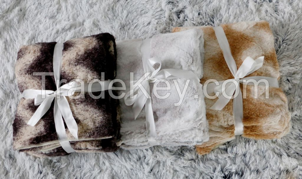 PV FLEECE blanket with soft fleece