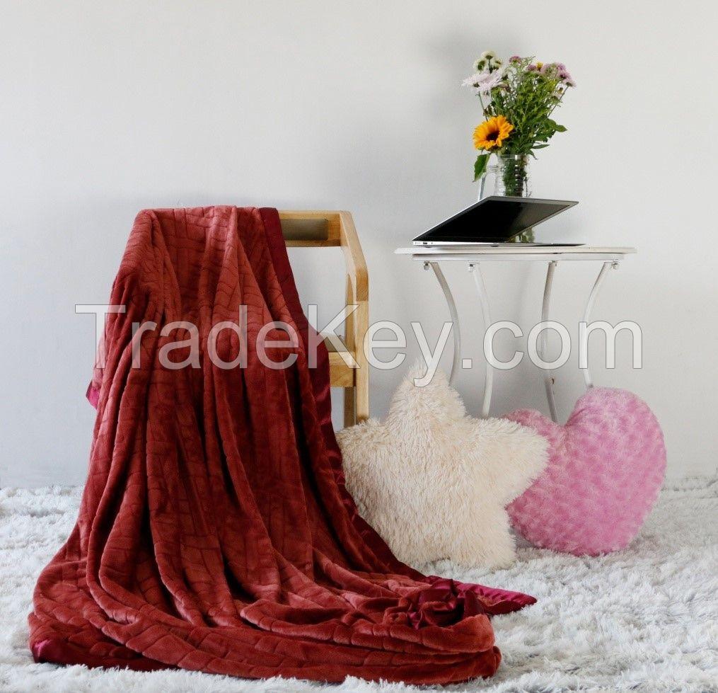 Soft Flannel Blanket