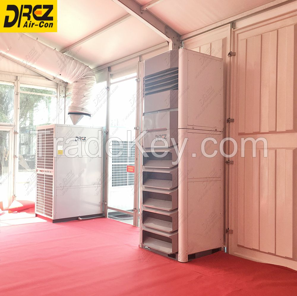 Drez Packaged tent AC 15hp/165600btu outdoor event air conditioner