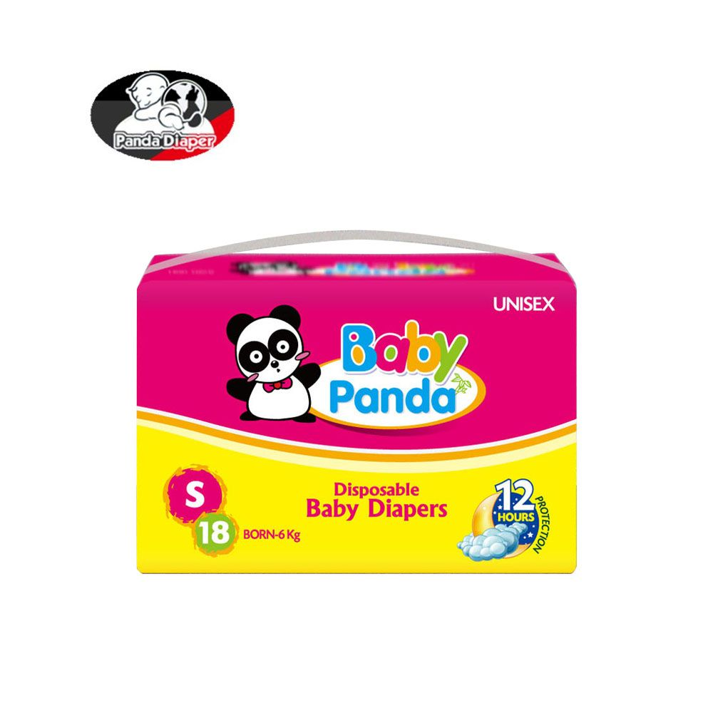 Baled Baby Diapers, Nappies