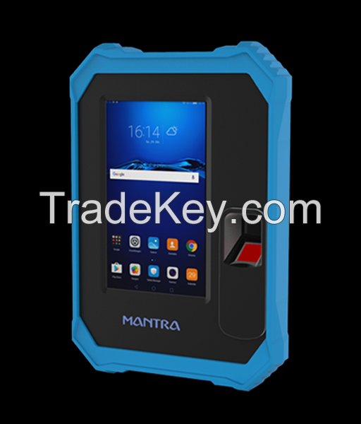 MFSTAB Biometric Fingerprint System