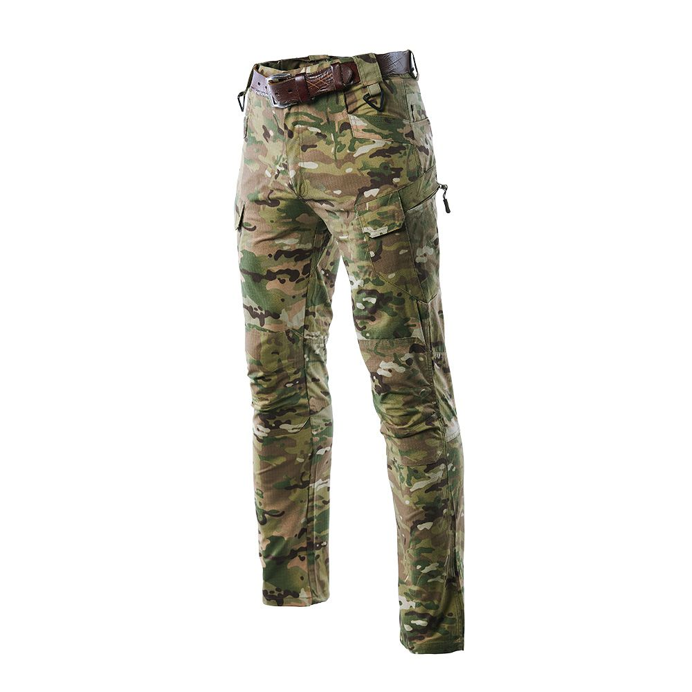 11 Colors IX7 Plaid Fabric Tactical Pant
