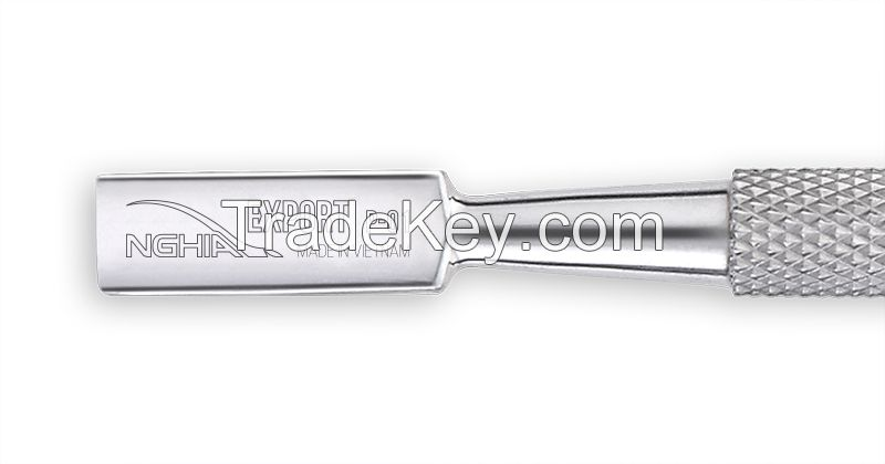 Nghia Export Pusher P-01 Stainless Steel Grey Finished