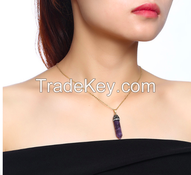 Gemstone Necklace-N15