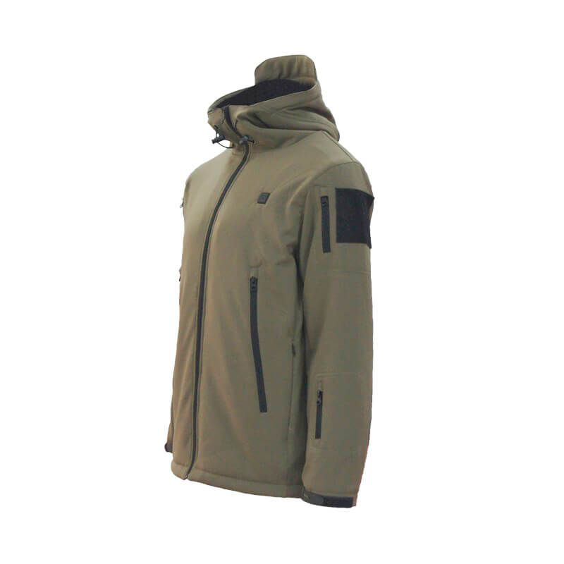Winter 5V Battery Heated Jacket Electric Jacket Waterproof Washable Heated Jacket