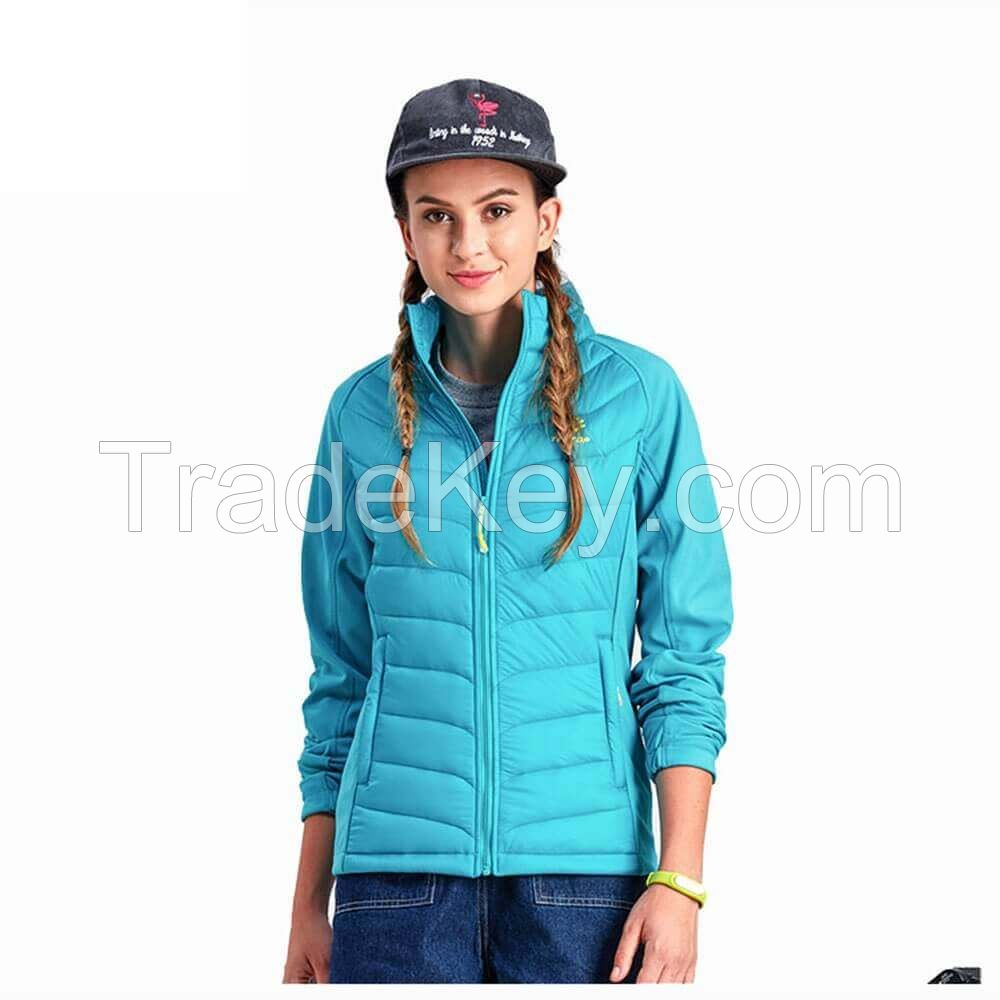 Wholesale Womens Down Jacket Padded Coat