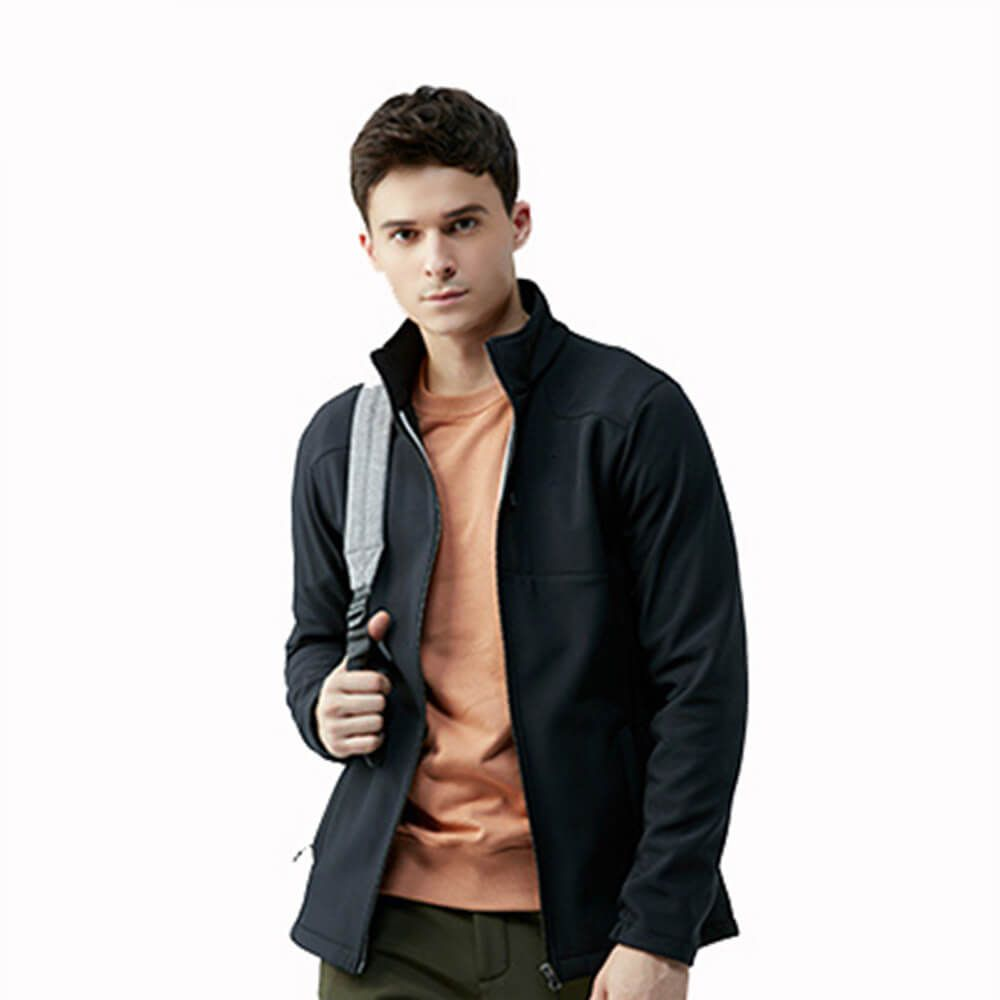Fashion Mens Waterproof Softshell Jacket Winter Casual Jackets