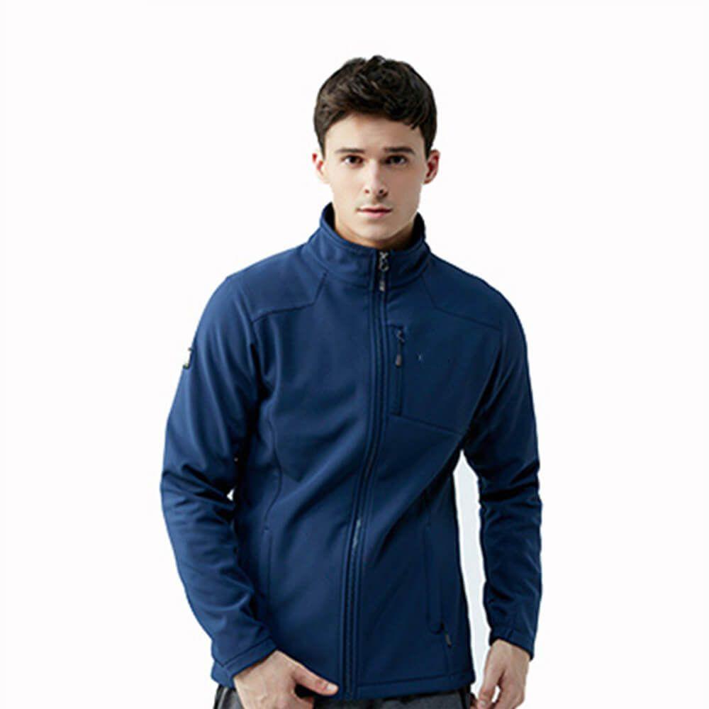 Fashion Mens Waterproof Softshell Jacket Winter Casual Jackets