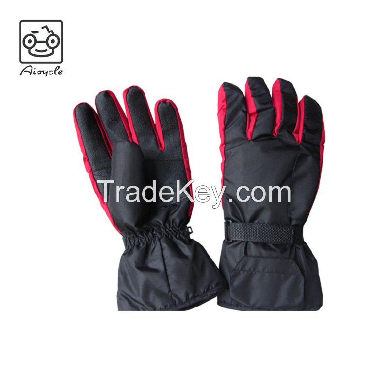Battery Powered Rechargeable Heated Gloves Insulated Electric Heating Gloves