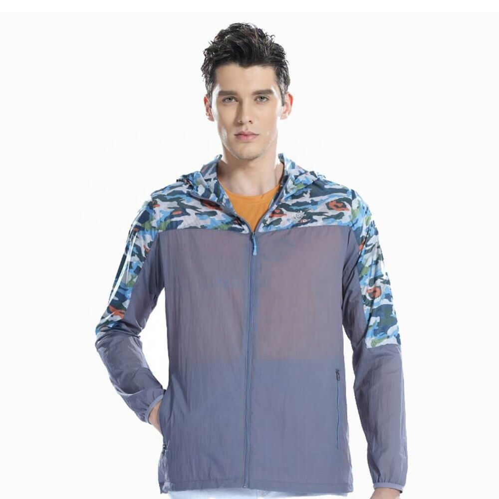 Cheap Thin Jacket Summer Cool Sunproof Outdoor Hiking Coat