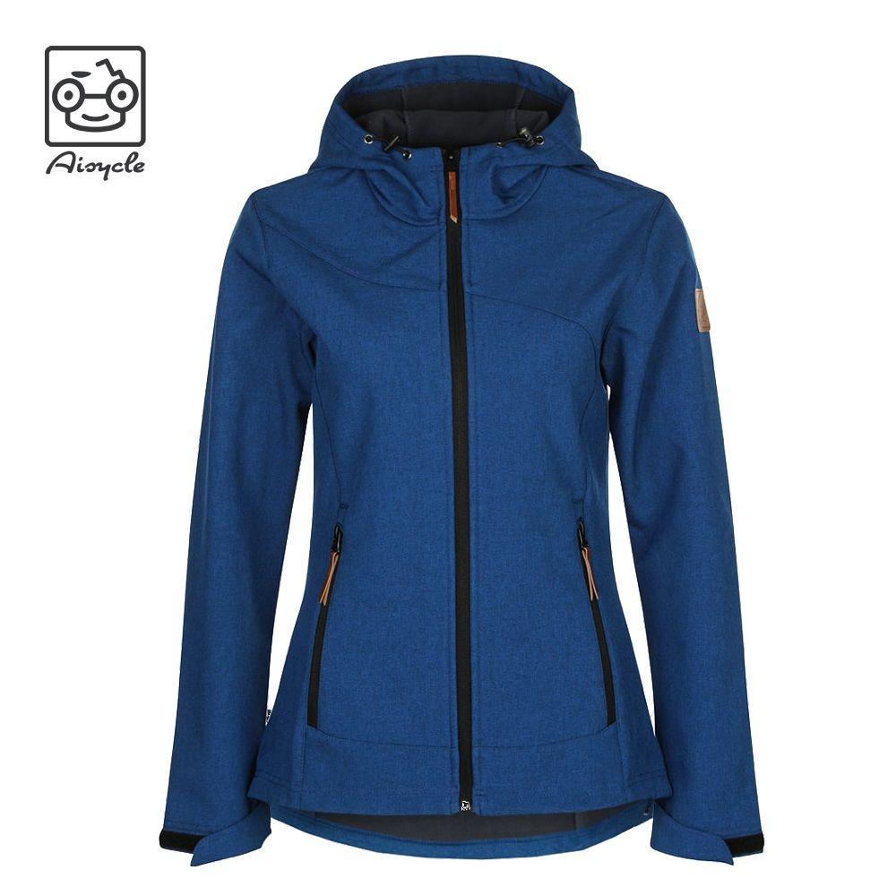 Good Quality Womens  Microfleece Lined Jacket