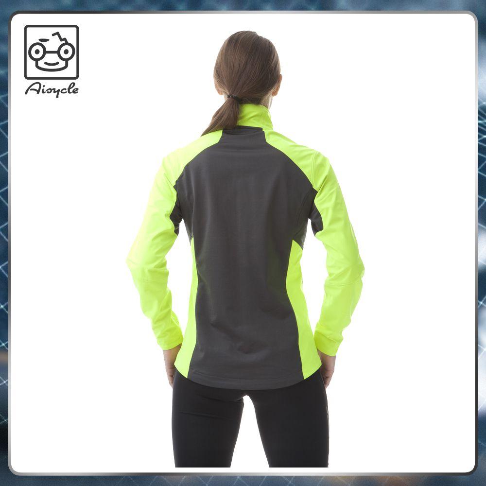 Cheap Women Sports Winter Outdoor Softshell Jacke Windstopper