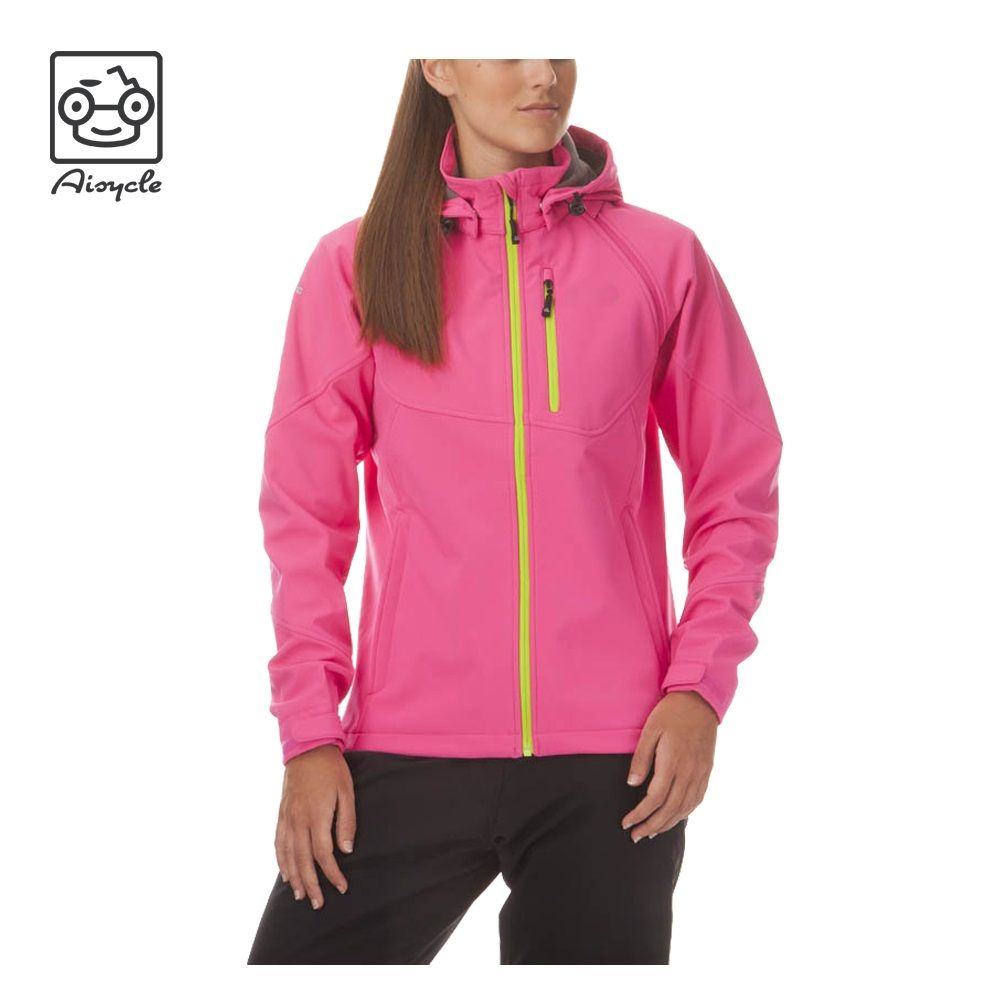 Best Softshell Waterproof Running Rain Jacket With Removable Sleeves