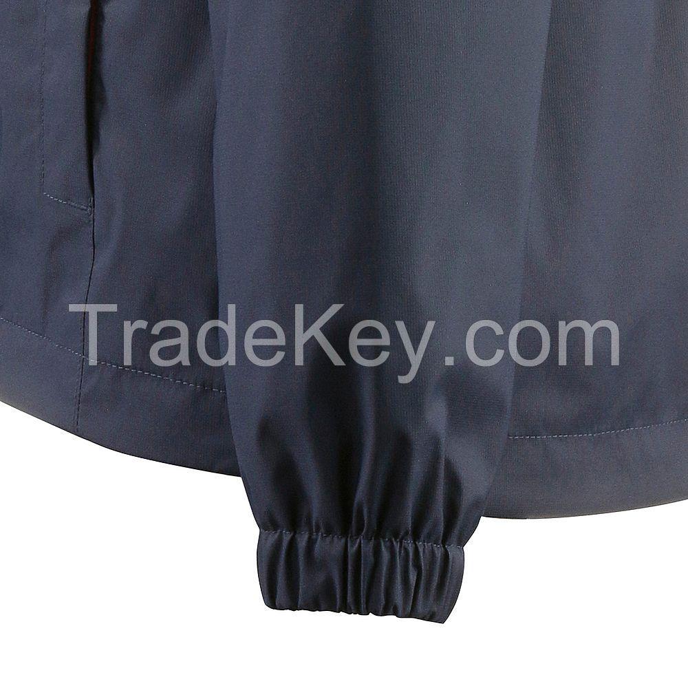 Hooded Jacket New Design Korean Ladies Coat Designs Windbreaker