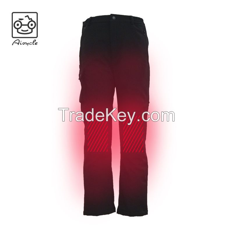 Rechargeable Battery Heated Pants, Electric Heated Pants For Hunting
