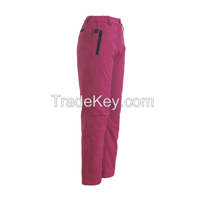 Rechargeable Battery Heated Pants, Waterproof Electric Heated Pants
