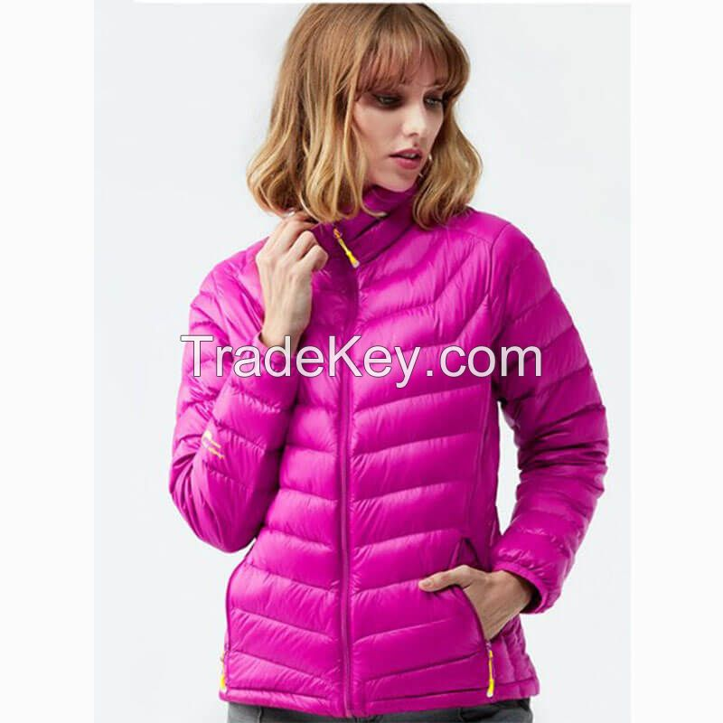 Top Quality Well Designed Down Jacket And Lightweight Down Coat Women Clothing