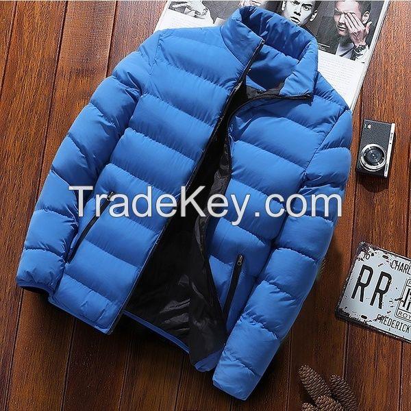 2019 New Men's Down Jacket Winter Warm Jacket XS-4XL
