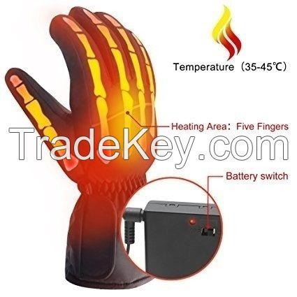 Antiskid Men Women Winter Thermal Outdoor Sports Motorcycle Waterproof Windproof Touch Screen Gloves