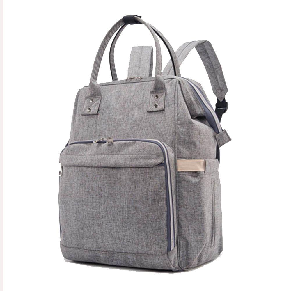 2019 New diaper bag design with shoulder straps or portable mommy bag baby bag for best price