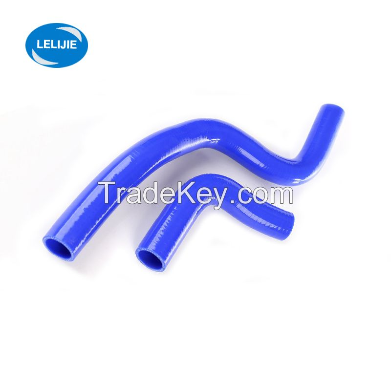 China supplier high performance flexible soft silicone rubber hose for car accessory