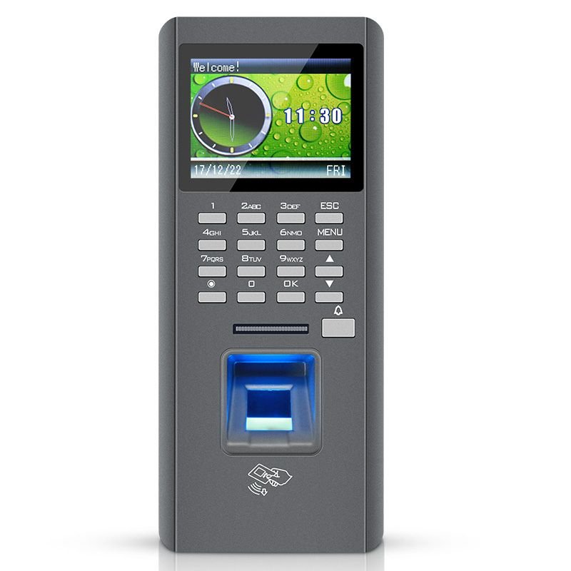 F718U Fingerprint Access Control With Time Attendance, Wiegand output