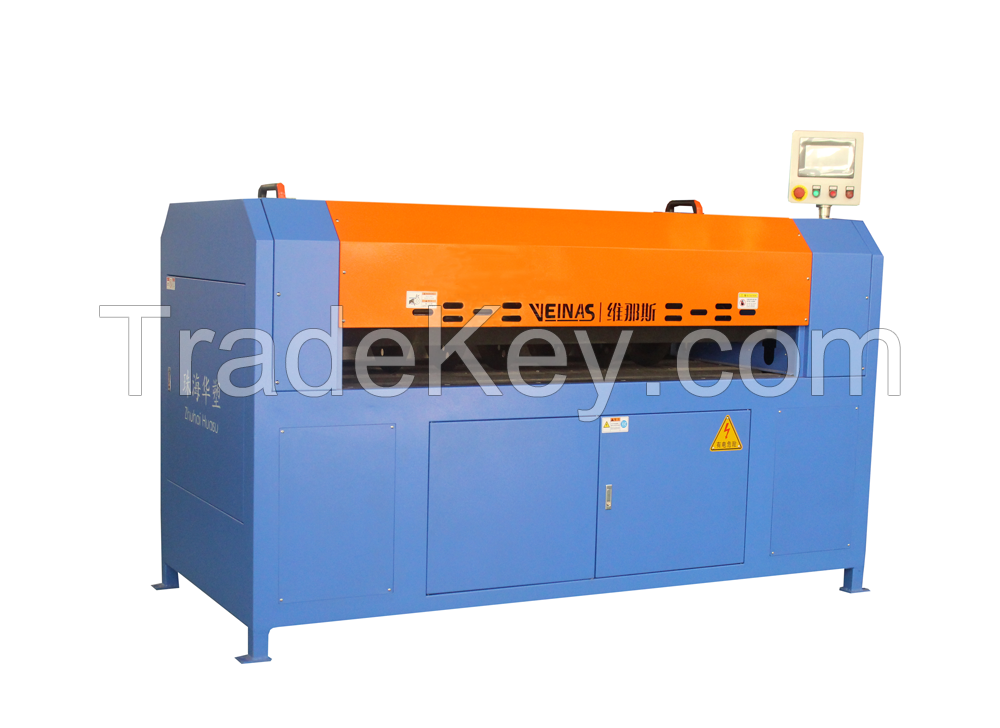 EPE / XPE foam sheet cutting machine