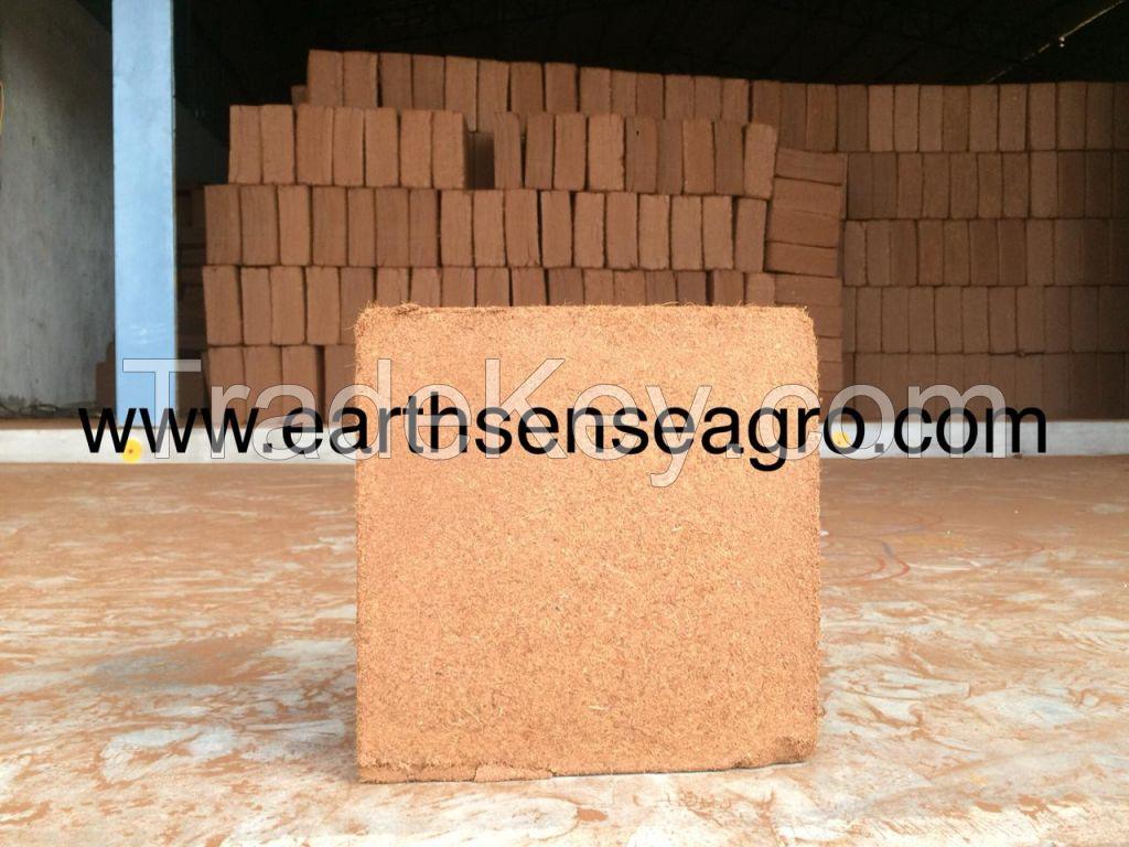 Washed Coir Coco Peat 5Kg Block Growing Medium