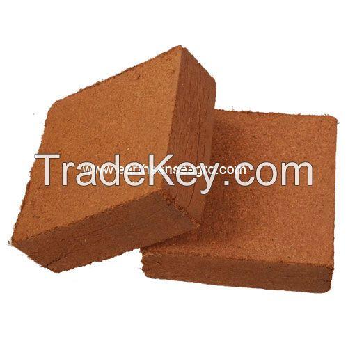 Coir Coco Peat 5Kg Block Growing Medium
