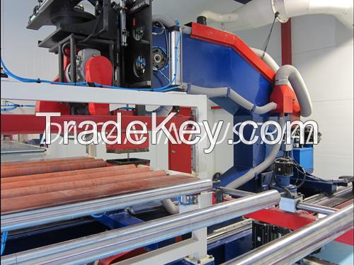PUR/PIR Sandwich panel production line