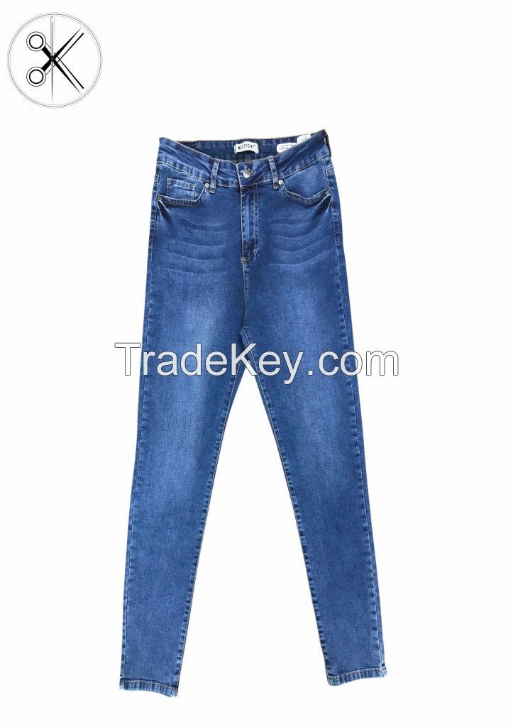 2019 New Fashion Women's Jeans