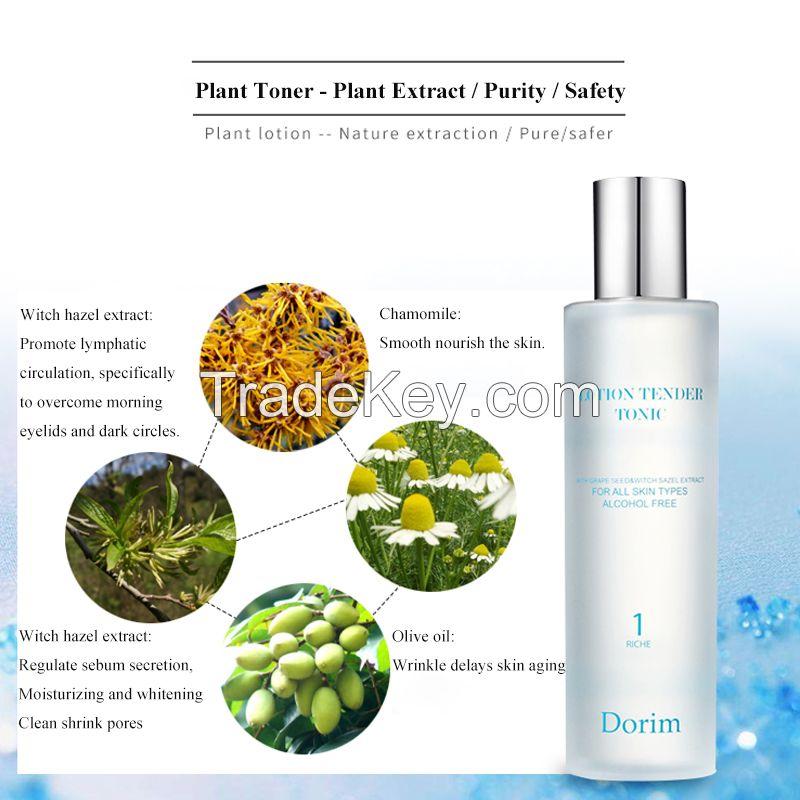 Dorim pure natural foaming cleanser  made in New zealand