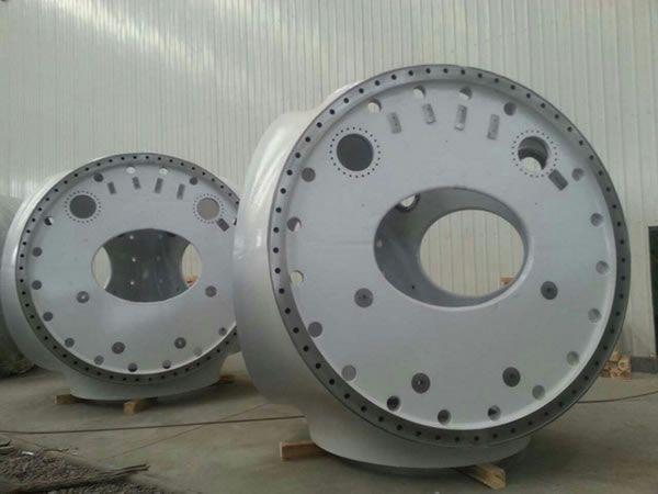 Large casting