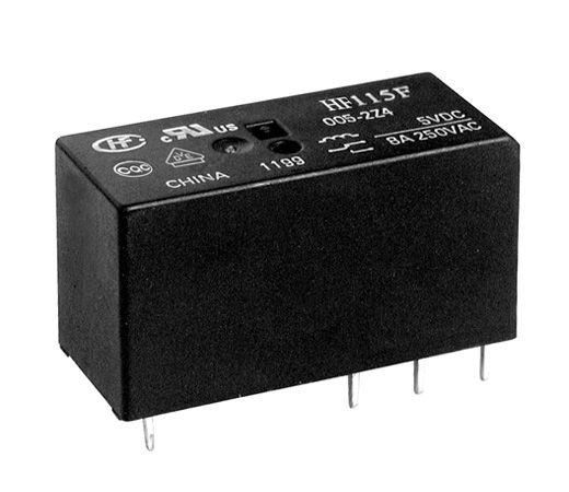 MINIATURE HIGH POWER RELAY HF115F