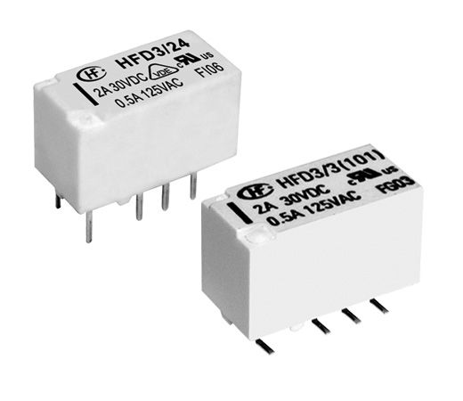 SUBMINIATURE SIGNAL RELAY HFD3