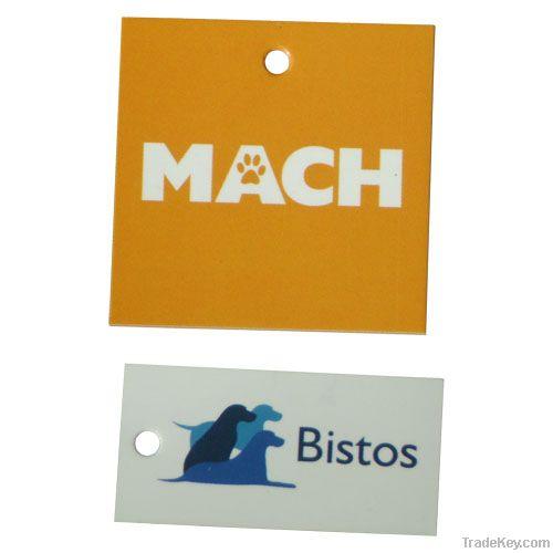 Label Cardboard Tag