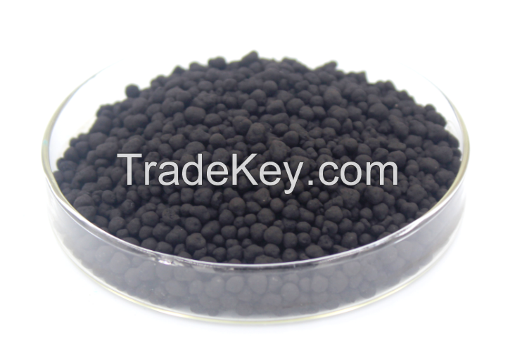 Good Quality Plant Growth Potassium Humate Round Granule Water Solubility potassium humate fertilzer