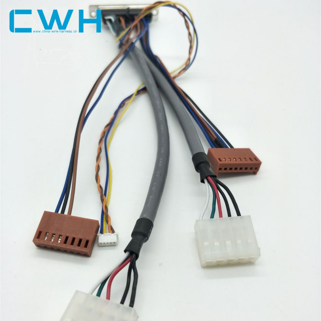 OEM custom wire harness automotive cable assembly