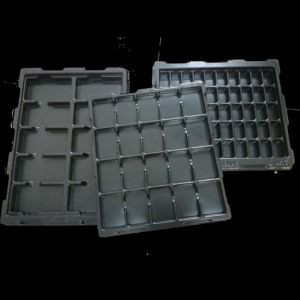 Car Parts Industrial Blister Tray Customized