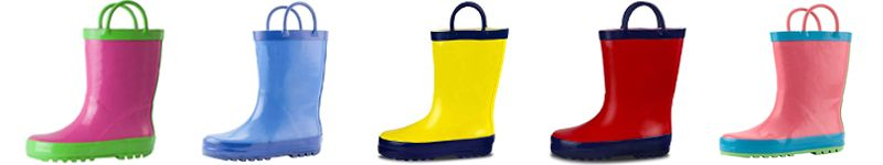 Rain boots, rubber boots, kids boots, Toddler boots