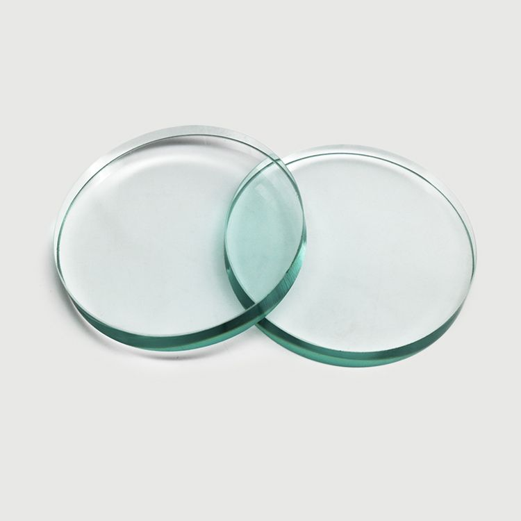 Circular Round Pyrex Sight Glass