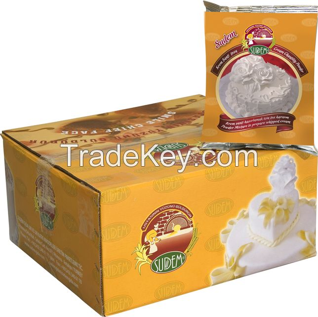 SUDEM CREAM CHANTILITY POWDER