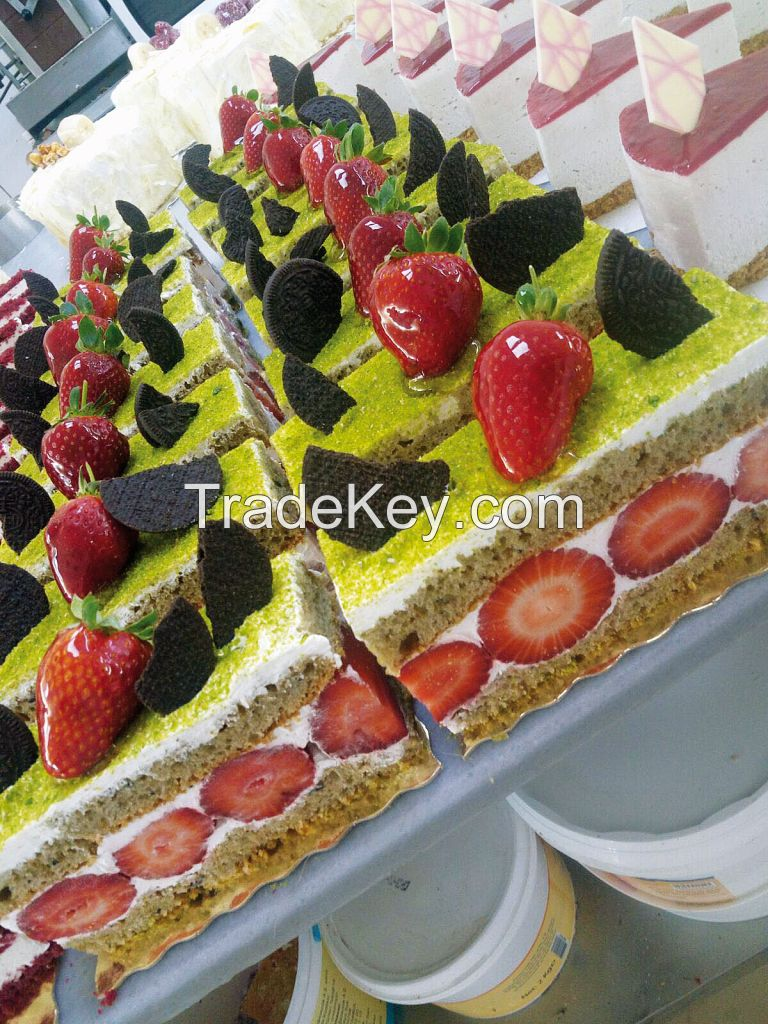 SUDEM STRAWBERRY PASTRY FILLING