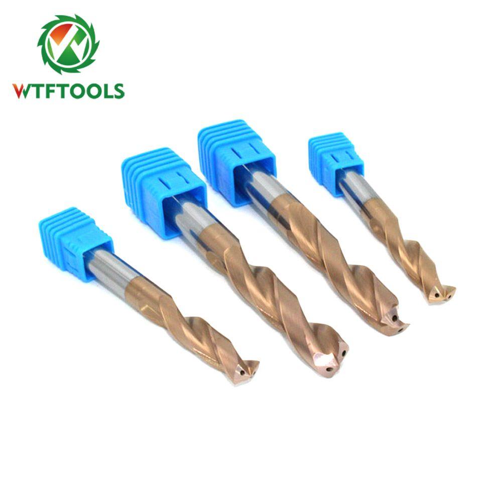 wtftools 5D tungsten carbide drill bits for cnc drilling tools manufacturer distributors